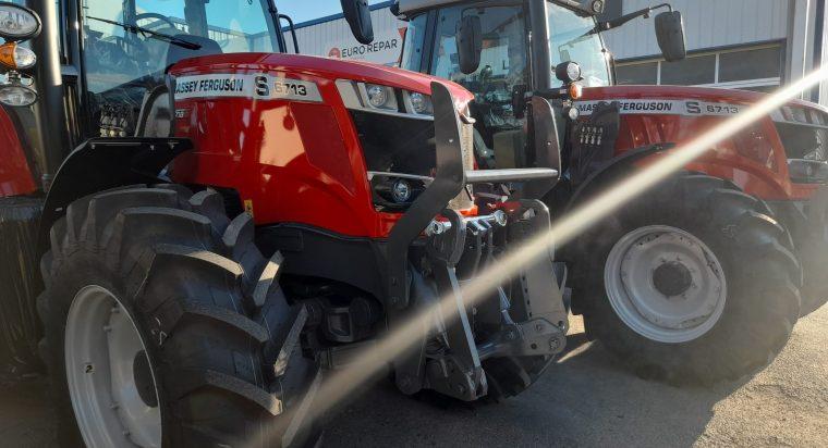 Tracteur 2020